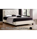 Kings Cross PU Leather Queen Bed